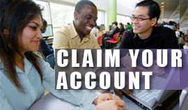 Claim Account