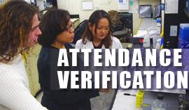 Attendance Verification