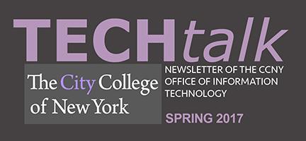 TECHTalk Spring 2017